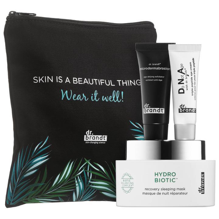 Dr. Brandt Skincare Skin Refresh Set