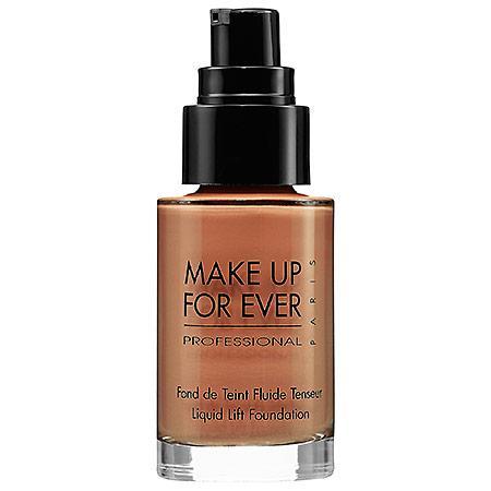 Make Up For Ever Liquid Lift Foundation 15 Caramel 1.01 Oz