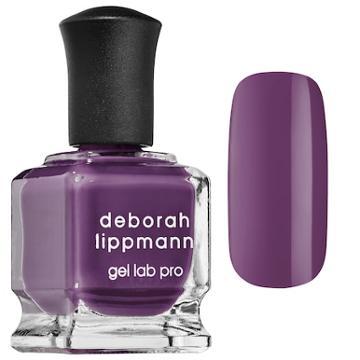 Deborah Lippmann Gel Lab Pro Nail Polish Purple Haze 0.50 Oz/ 15 Ml