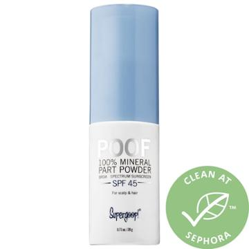 Supergoop! Poof 100% Mineral Part Powder Spf 45 0.71 Oz/ 20 G
