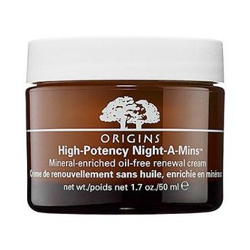 Origins High-potency Night-a-mins(tm) Oil-free Renewal Cream