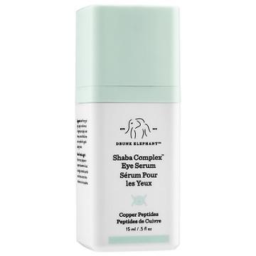 Drunk Elephant Shaba Complex(tm) Eye Serum 0.5 Oz/ 15 Ml