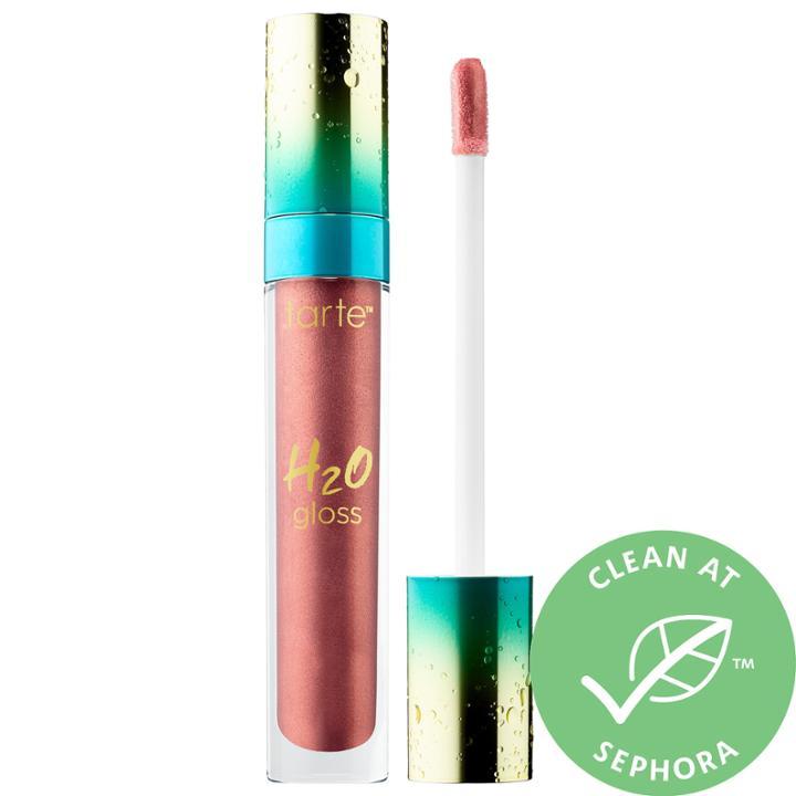 Tarte H2o Lip Gloss - Sea Collection Private Island 0.135 Oz/ 4 Ml