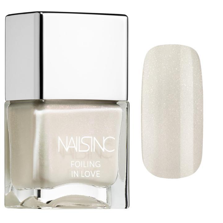 Nails Inc. Nail Polish Moon Boots 0.47 Oz/ 14 Ml