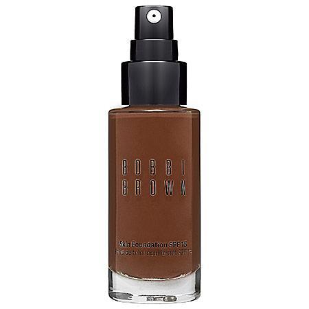 Bobbi Brown Skin Foundation Spf 15 Espresso 10 1 Oz