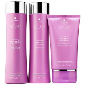 Alterna Haircare Caviar Anti-aging Smoothing Anti-frizz Essentials