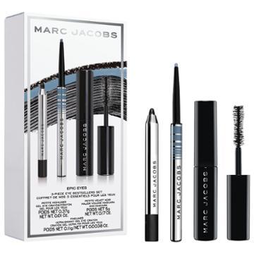 Marc Jacobs Beauty Epic Eye 3-piece Eye Bestsellers Set