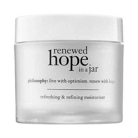 Philosophy Renewed Hope In A Jar Refreshing & Refining Moisturizer 2 Oz/ 60 Ml