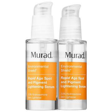 Murad Environmental Shield Rapid Age Spot And Pigment Lightening Serum Duo