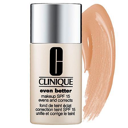 Clinique Even Better Makeup Spf 15 Cream Caramel