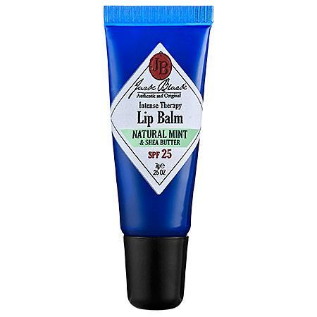 Jack Black Intense Therapy Lip Balm Spf 25 Original 0.25 Oz