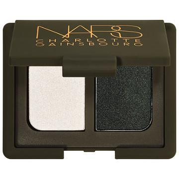 Nars Nars X Charlotte Gainsbourg Velvet Duo Eyeshadow Rue Allent 0.1 Oz/ 3 G