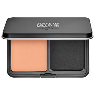 Make Up For Ever Matte Velvet Skin Blurring Powder Foundation Y365 0.38oz/11g
