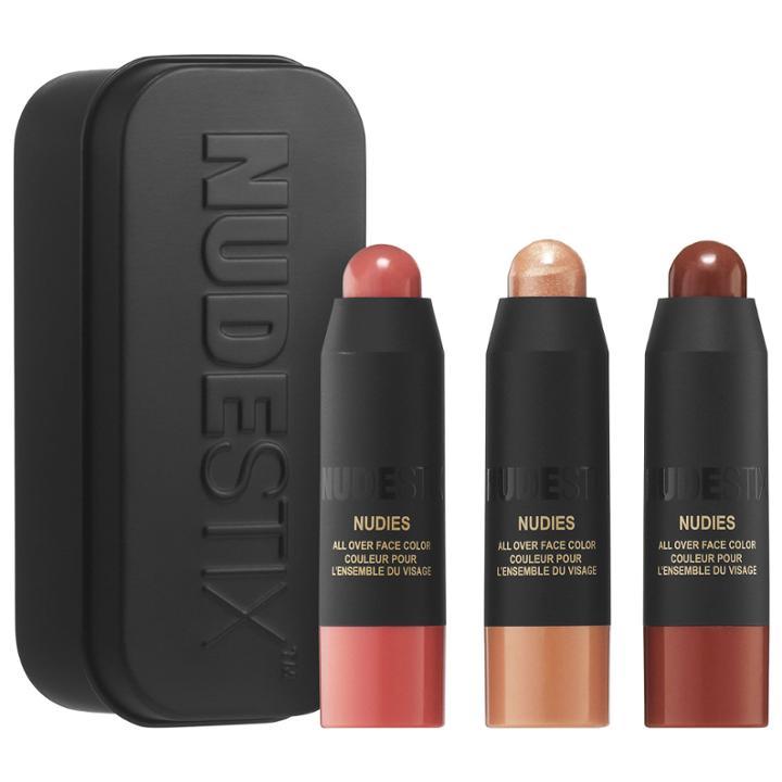 Nudestix Mini Nudies 3-piece Kit 3 X 0.07 Oz/ 1.8 G