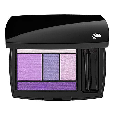 Lancome Color Design 5 Shadow & Liner Palette Amethyst Glam