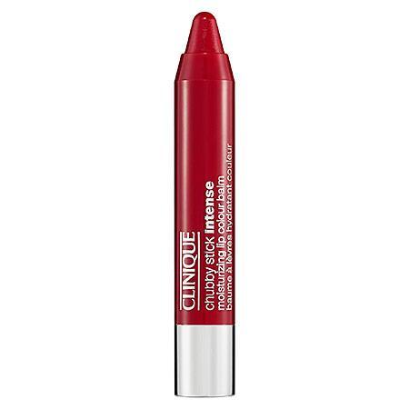 Clinique Chubby Stick Intense Moisturizing Lip Colour Balm 03 Mightiest Maraschino 0.1 Oz/ 3 G