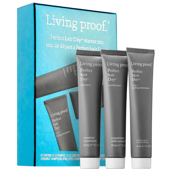 Living Proof Perfect Hair Day Starter Trio