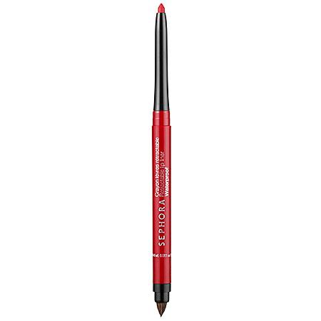 Sephora Collection Retractable Waterproof Lip Liner Scarlet