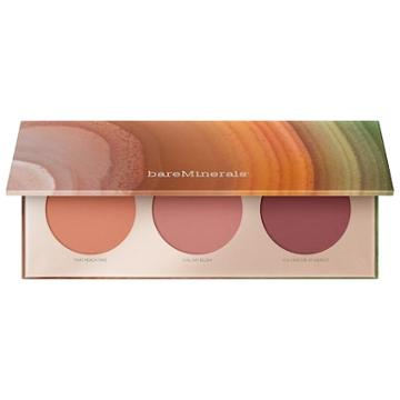 Bareminerals Desert Bloom Gen Nude(r) Mini Blush Palette