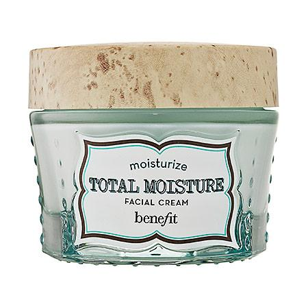 Benefit Cosmetics Total Moisture Facial Cream 1.7 Oz