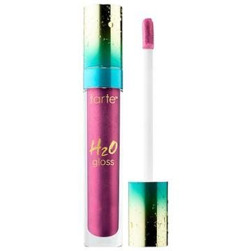 Tarte H2o Lip Gloss - Rainforest Of The Sea(tm) Collection Out Of Office 0.135 Oz/ 4 Ml