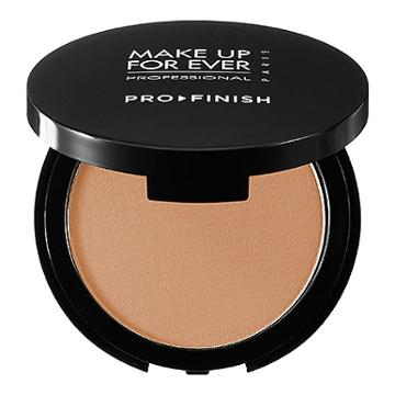 Make Up For Ever Pro Finish Multi-use Powder Foundation 128 Neutral Sand 0.35 Oz