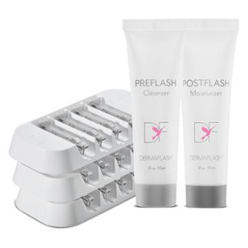 Dermaflash The Essentials Anti-aging Exfoliation Replenishment Kit Deluxe Size