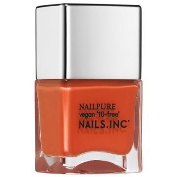 Nails Inc. Nail Polish Womanger 0.47 Oz/ 14 Ml