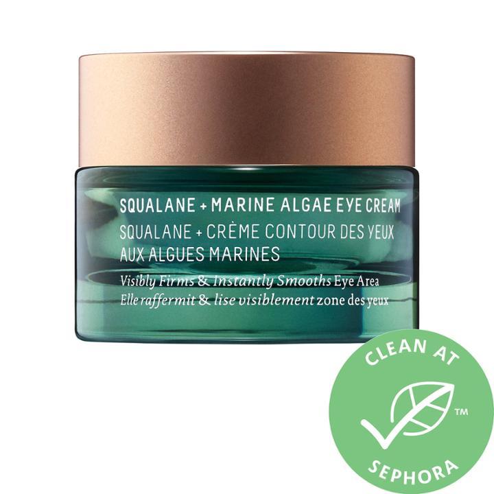 Biossance Squalane + Marine Algae Eye Cream 0.5 Oz/ 15 Ml