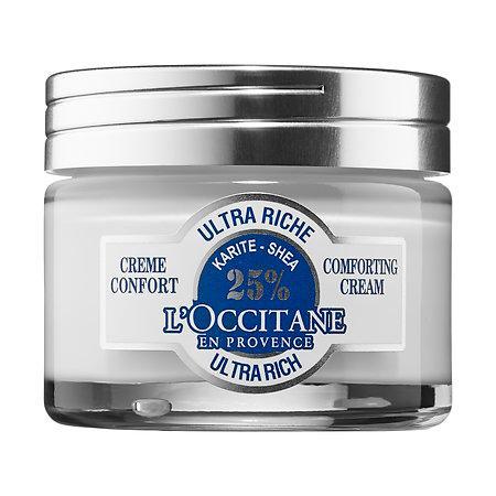 L'occitane Ultra Rich Face Cream 1.7 Oz/ 50 Ml