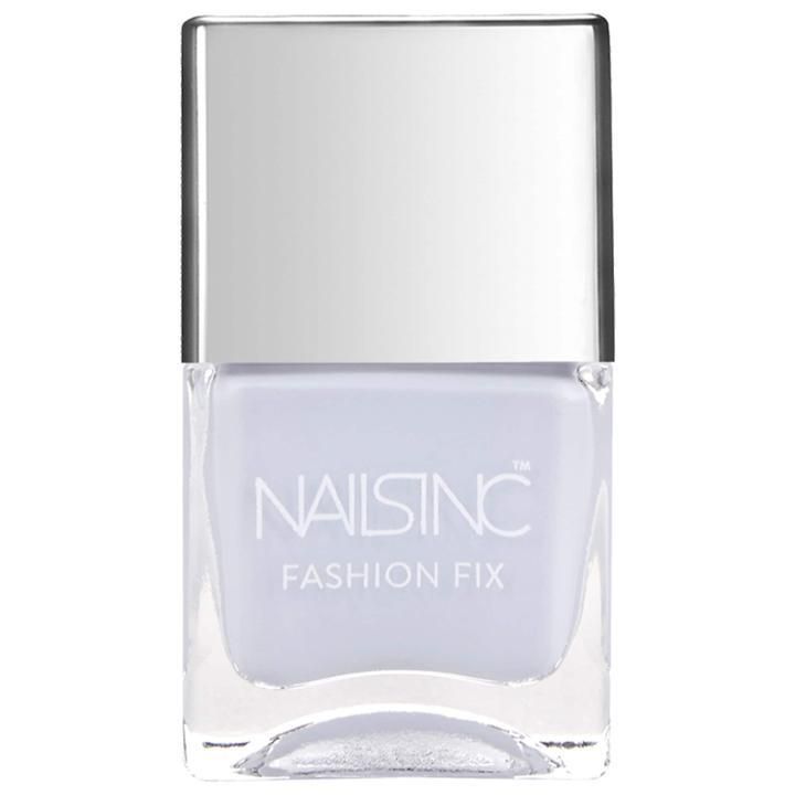 Nails Inc. Nail Polish Jeans Pur Lease 0.47 Oz/ 14 Ml