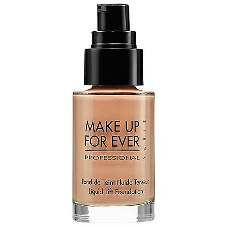 Make Up For Ever Liquid Lift Foundation 4 Medium Beige 1.01 Oz