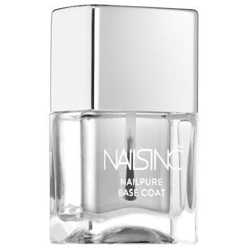 Nails Inc. Nailpure- Base Coat 0.49 Oz/ 14.50 Ml