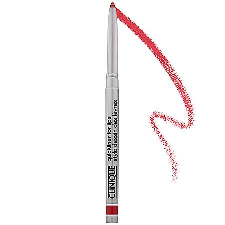 Clinique Quickliner For Lips Rich Red
