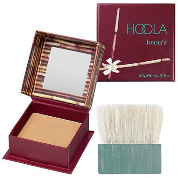 Benefit Cosmetics Hoola Matte Bronzer Hoola 0.14 Oz Travel Size