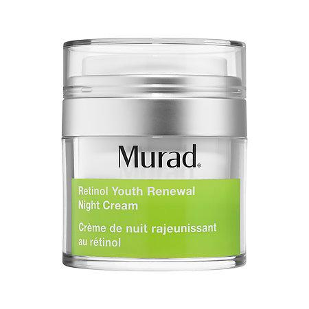 Murad Retinol Youth Renewal Night Cream 1.7 Oz/ 50 Ml