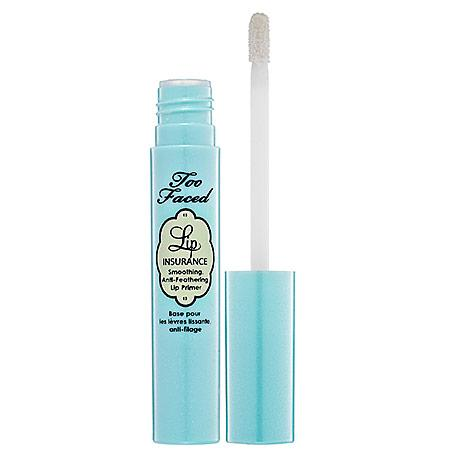 Too Faced Lip Insurance Lip Primer Nude