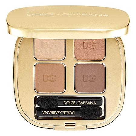 Dolce & Gabbana The Eyeshadow Smooth Eye Colour Quad 121 Tender