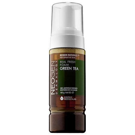 Neogen Green Tea Real Fresh Foam Cleanser 5.6 Oz