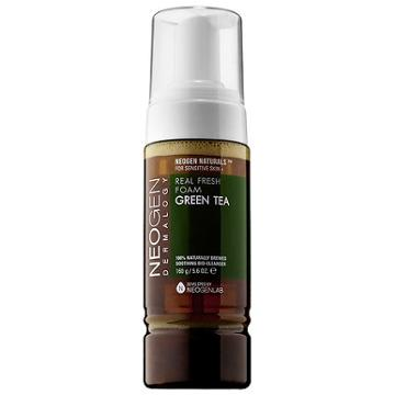 Neogen Green Tea Real Fresh Foam Cleanser 5.6 Oz
