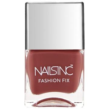 Nails Inc. Fashion Fix Nail Polish Just Dropped 0.47 Oz/ 14 Ml