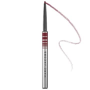 Marc Jacobs Beauty Fineliner Ultra-skinny Gel Eye Crayon Eyeliner Fine(wine) 0.0038 Oz/ 0.10 G