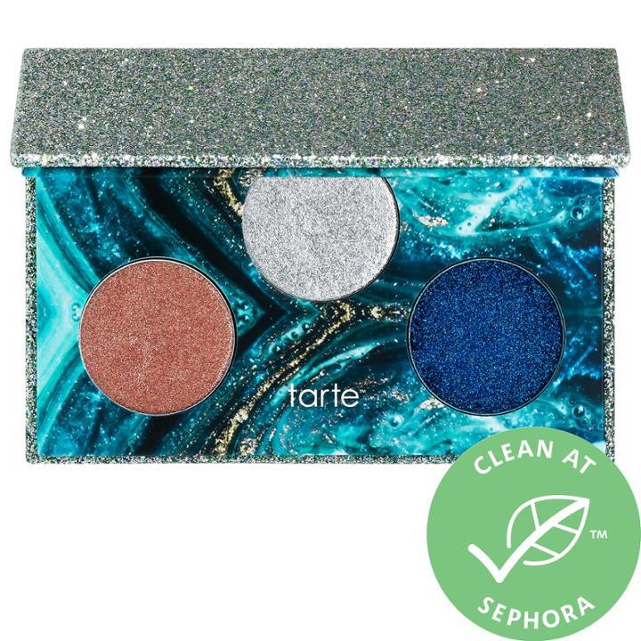 Tarte Finger Foil Paint Palette - Sea Collection Lunar