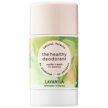 Lavanila The Healthy Deodorant - The Elements Collection Vanilla + Earth For Balance