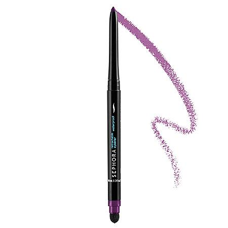 Sephora Collection Retractable Waterproof Eyeliner 03 Purple