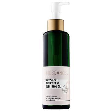 Biossance Squalane + Antioxidant Cleansing Oil 6.7 Oz/ 200 Ml