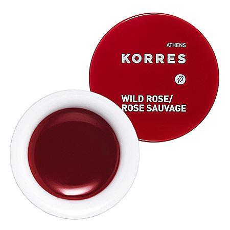 Korres Lip Butter Wild Rose 0.21 Oz