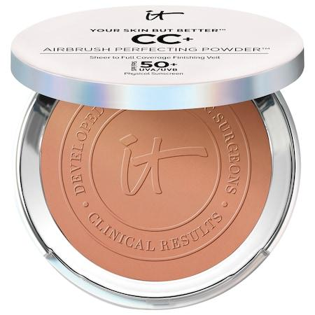 It Cosmetics Your Skin But Better™ Cc+ Airbrush Perfecting Powder™ With Spf 50+ Deep