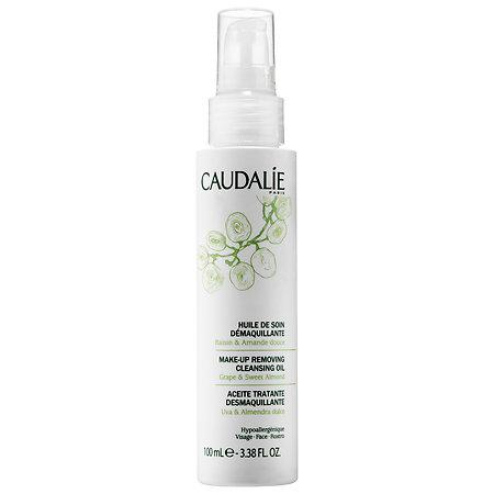 Caudalie Make-up Removing Cleansing Oil 3.38 Oz