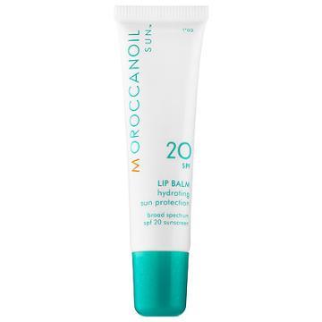 Moroccanoil Lip Balm Spf 20 0.5 Oz/ 15 Ml